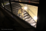 Auto fährt in U Bahntunnel bernauer strasse bergung (7)