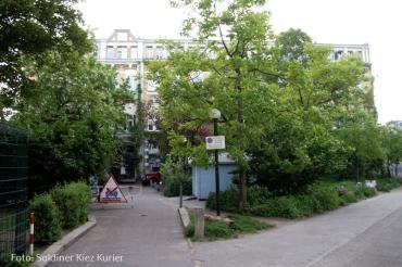Hinterhofflohmarkt Genossenschaft PA 58
