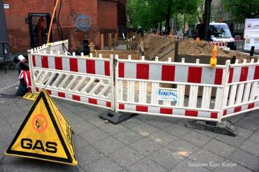 Soldiner Straße neue Gasleitungen (4)
