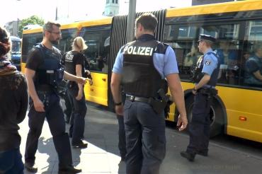 weibliche spuckattacke u bahnhopf pankstraße