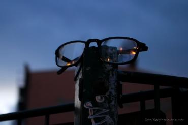 Brille gefunden Prinzenallee