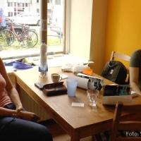 Rosa Parks Café eröffnet in Soldiner Straße