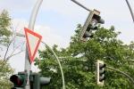 Unfall Kreuzung Osloer Strasse Prinzenallee(11)