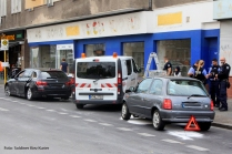 Unfall Kreuzung Osloer Strasse Prinzenallee (7)