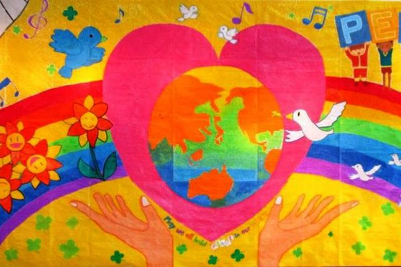 Guernica Youth Internationale Jugendkunst für Frieden