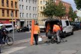 Blindenampeln erneuert Prinzenallee Ecke Osloer Strasse (1)