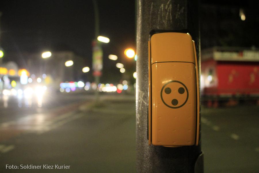 Blindenampeln erneuert Prinzenallee Ecke Osloer Strasse (6)