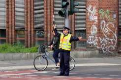 Blindenampeln erneuert Prinzenallee Ecke Osloer Strasse (8)