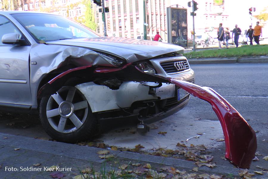 Unfall Prinzenallee Ecke Osloer Strasse (4)