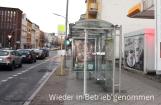 Buss BVG Haltestelle Prinzenallee