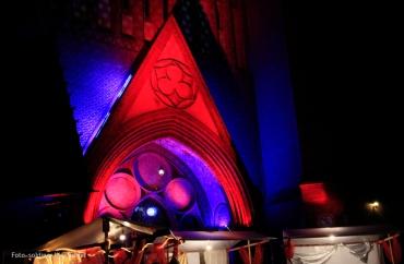 Tauschmarkt und Luminale Stephanuskirche