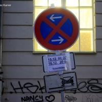 Gotenburger Straße wird geräumt