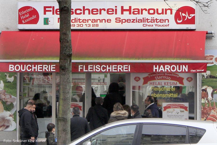 Haroun Fleischerei Prinzenallee