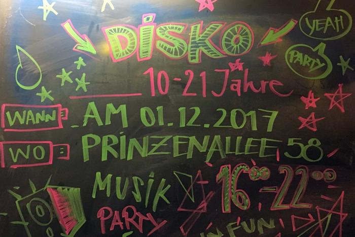 jugendclub soko feiert party 2017 in der PA 58