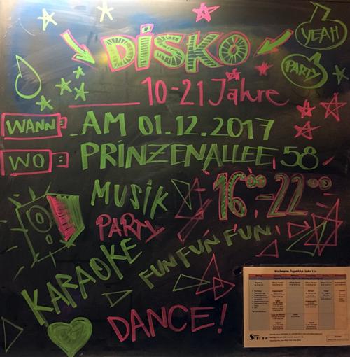 jugendclub soko koloniestrasse feiert party 2017