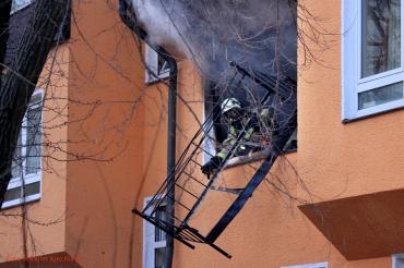 Koloniestrasse Wohnungsbrand (3)