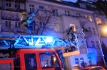 Steegerstraße Wohnungsbrand Feuer(2)