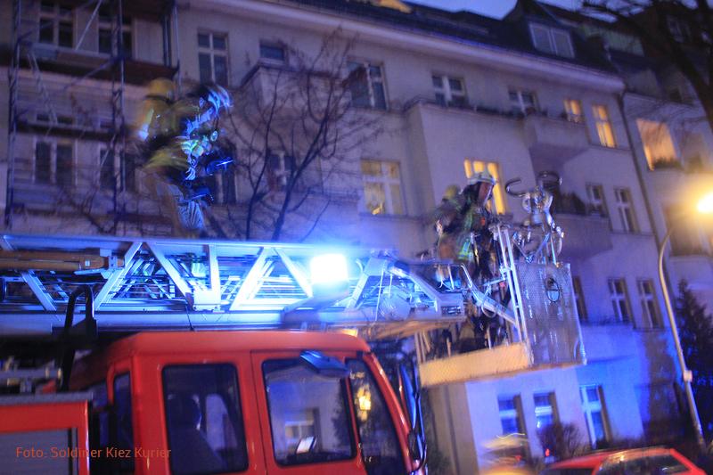 Steegerstraße Wohnungsbrand Feuer (2)