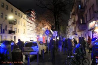 Steegerstraße Wohnungsbrand Feuer (4)