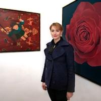 Shora Falah Vahdati zeigt eine Werkschau mit Gemälden und Kurzfilmen