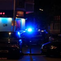 In der Bellermannstraße blitzte ein Messer