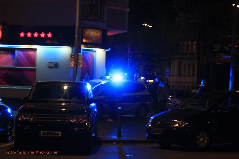 Bellermannstraße Messer verletzt (1)