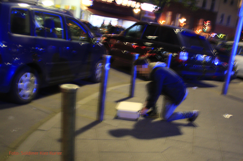 Bellermannstraße Messer verletzt (2)