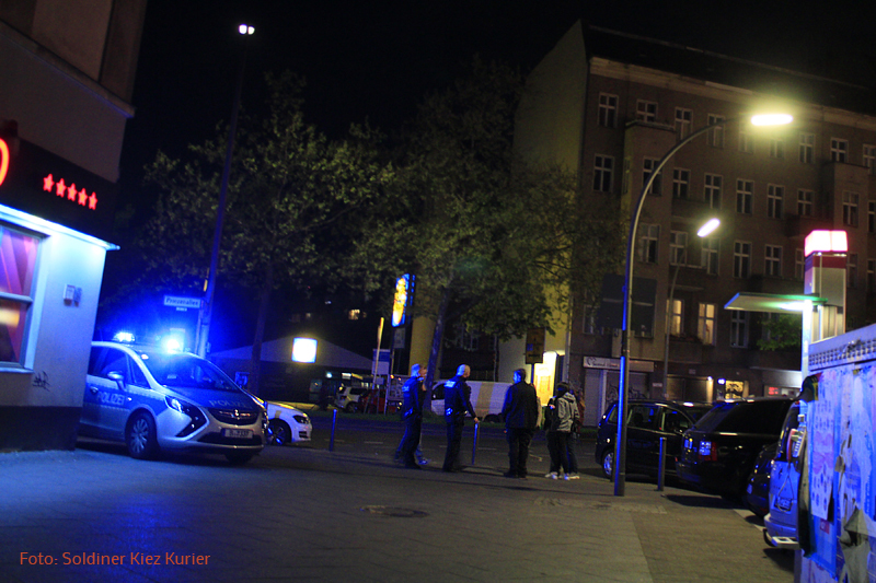 Bellermannstraße Messer verletzt (3)