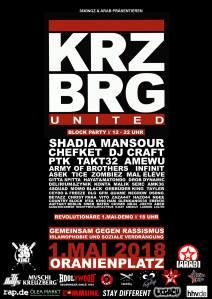 1mai 2018 kreuzberg