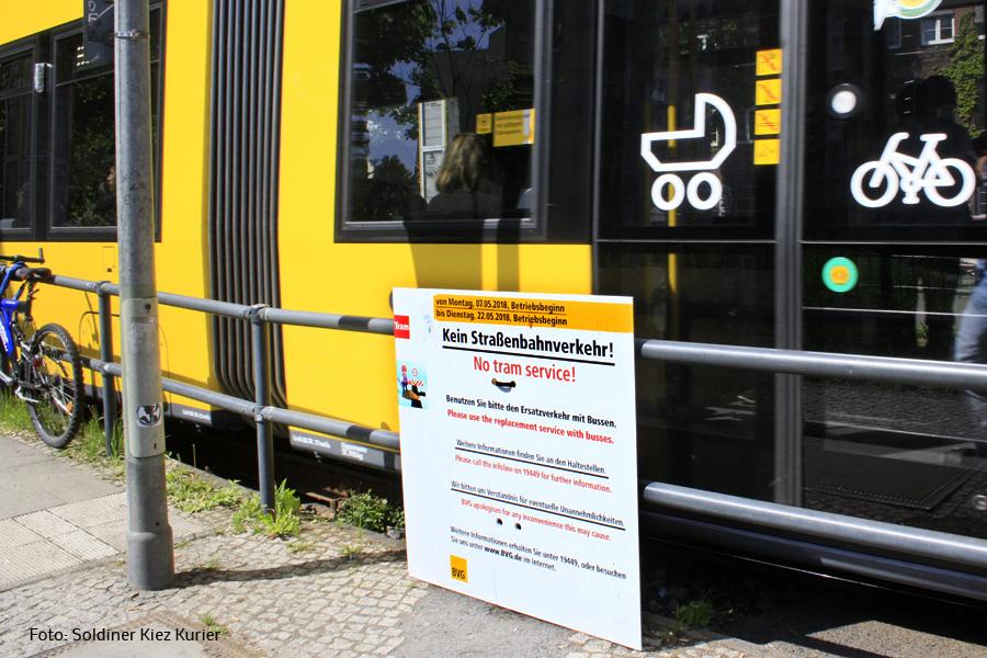 kein Strassenbahnverkehr Osloer Strasse2
