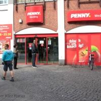 Penny-Filiale überfallen?