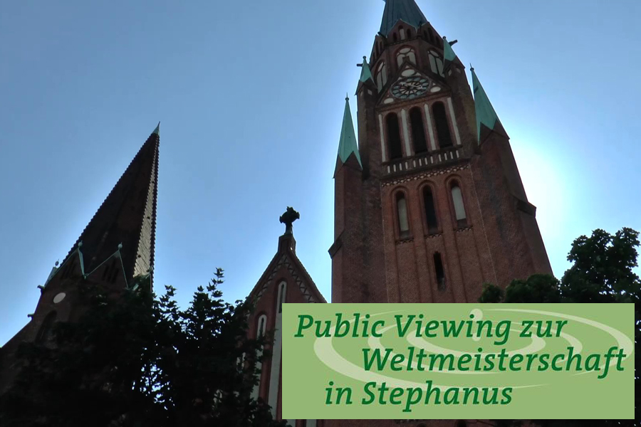 Public viewing stephanus (2)