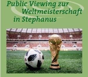 public viewing stephanus