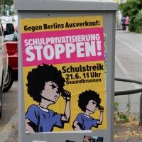 Schulprivatisierung stoppen - Treffen Gesundbrunnen