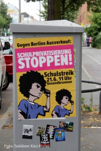 Schulprivatisierung stoppen (2)