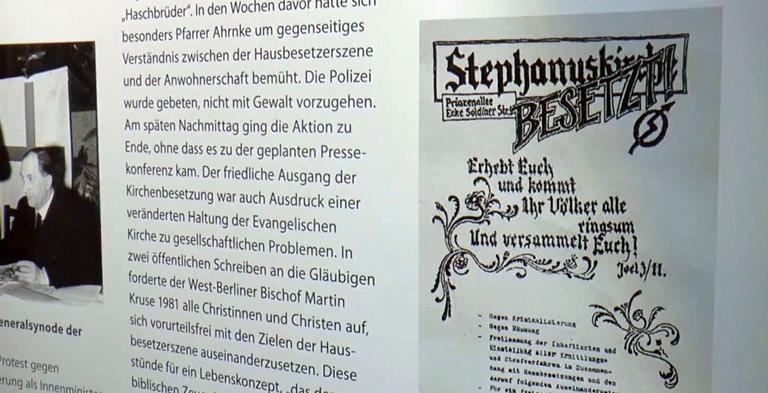 stephanus kirche besetzt