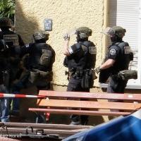 SEK Einsatz Prenzlauer Berg - Mann schwer verletzt