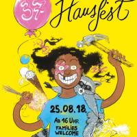 37 hammerharte Jahre PA 58 - Hausfest