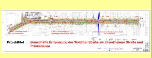 Erneuerung Soldiner Strasse Bauabschnittsplanung