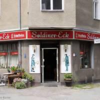 """Talk im Kiez"" heute im Soldiner Eck"