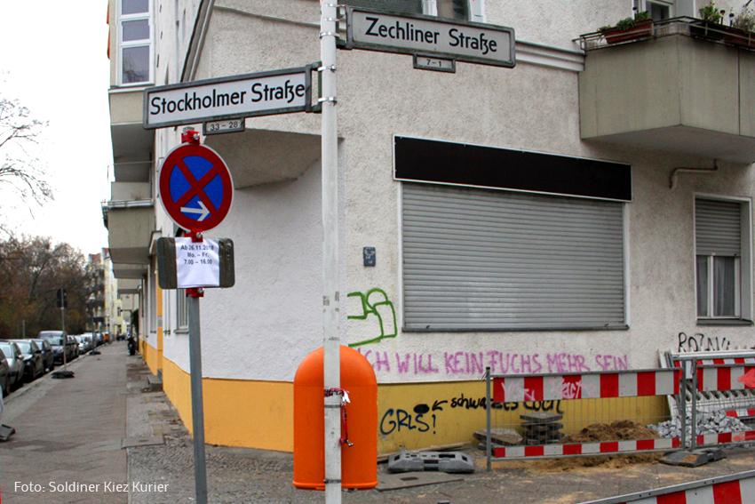 Randsteinabsenkung Zechliner Straße 2