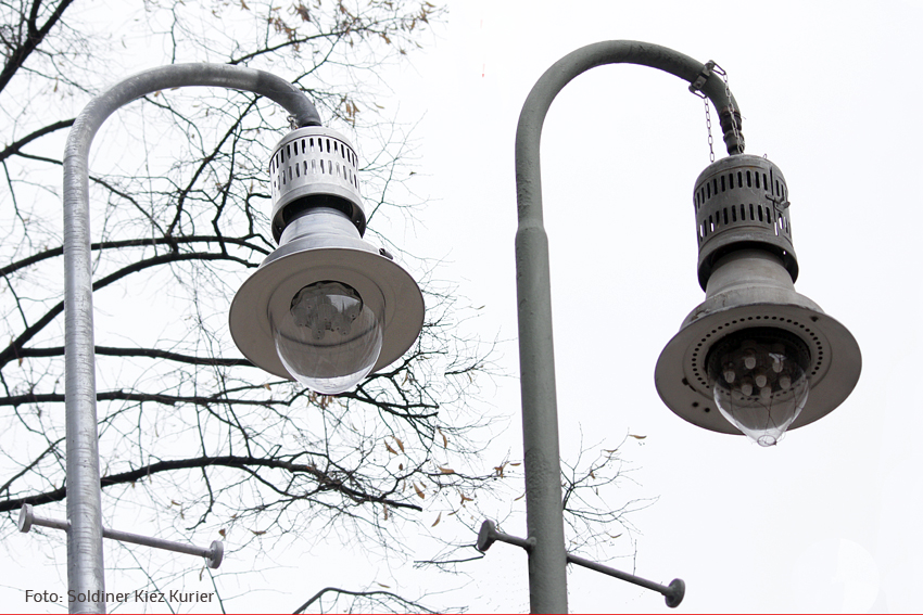 Soldiner Straße Straßenbeleuchtung (2)