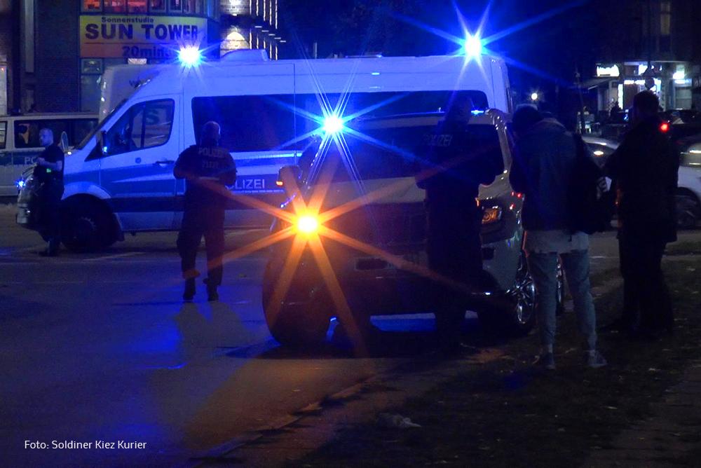 Unfall verletzt Pankstraße (6)