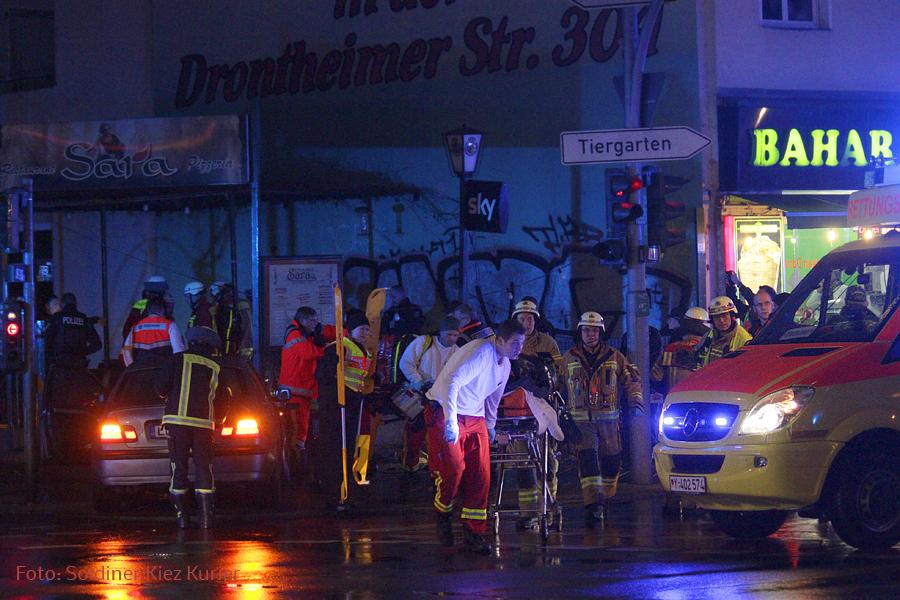 Verletzte Osloer Straße Prinzenallee (8)