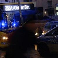 In BVG-Bus ausgeflippt