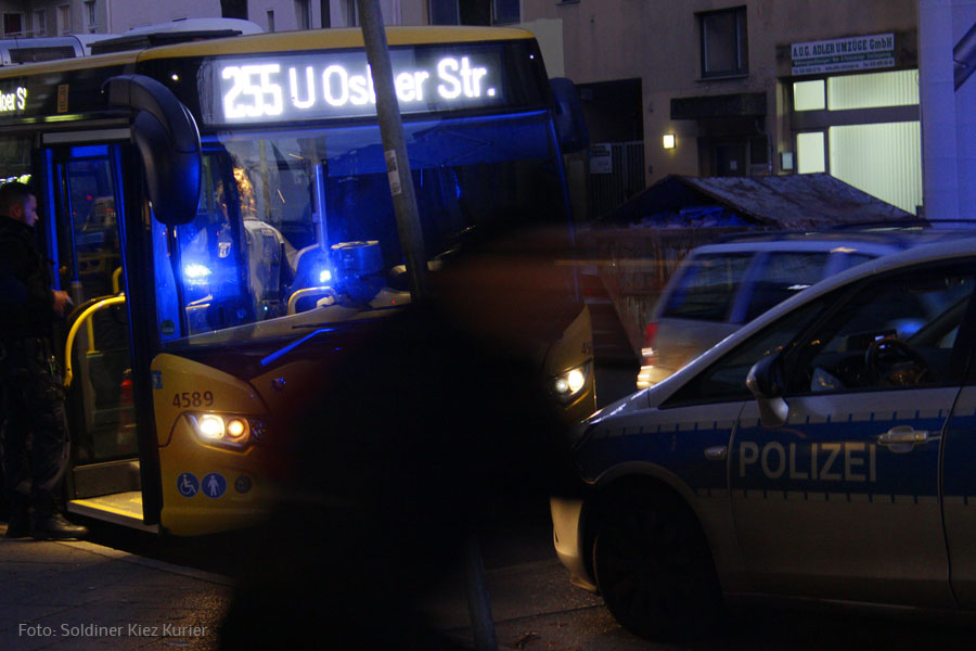bussfahrerin angegriffen wollankstraße (3)