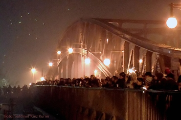 Silvester Bornholmer Brücke (2)