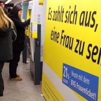 21% für Berliner BVG-Frauen