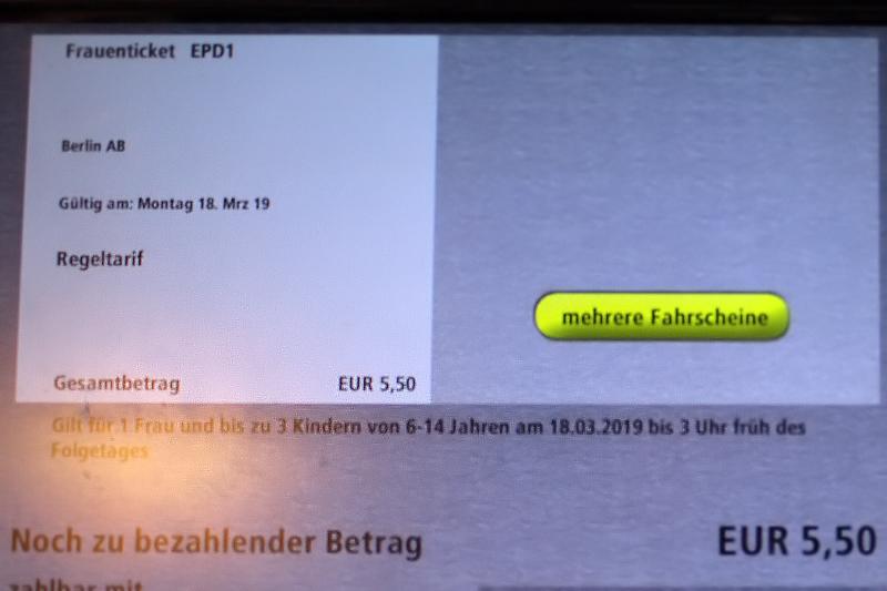 frauenfahrschein bvg equal pay day (6)