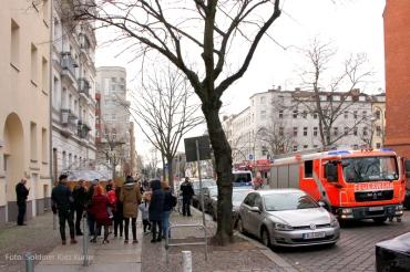 Rauchmelder Soldiner Straße löste aus (4)